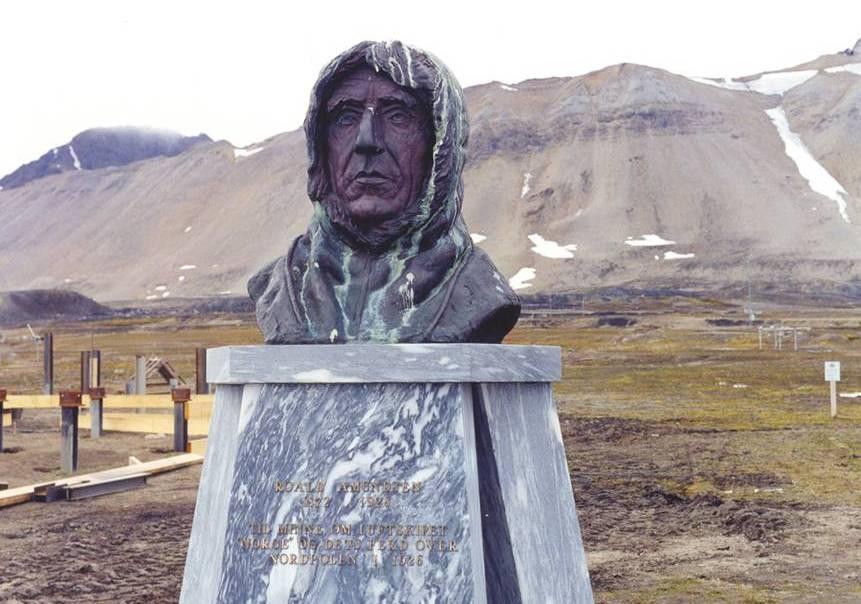 Il faccione di Amundsen