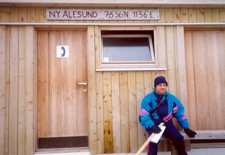 L'ufficio postale più a nord del mondo