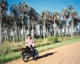 Motociclista in Entre Rio