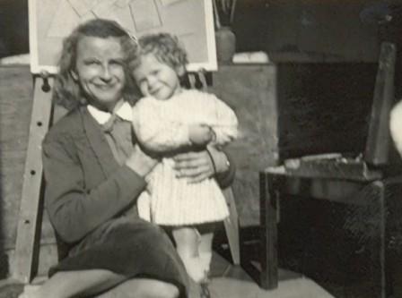 La madre di Gianni Nigro, Violetta