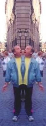 Gianni Nigro si sdoppia